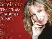 Disco navideño Barbra Streisand