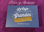 Birchbox Diciembre! Wonderful Time (colaboración Mr.Wonderful)