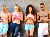 Teclear móvil altera nuestro cerebro