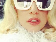 Lady Gaga nueva imagen Shiseido
