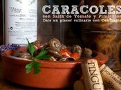 Caracoles Salsa Tomate. Receta Casera