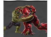 Marvel revela nuevas imágenes Avengers: Ultron