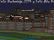 ProyectoIMAGINAlcalá: ¡¡Feliz Nochevieja 2014 Feliz Nuevo 2015!!