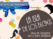 Tengo blog proponerte: isla blogs