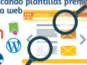 Encuentra Themeforest plantillas premium para blog