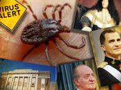 Descubren virus borbón
