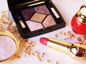 Golden Shock, maquillaje Navidad 2014 Dior
