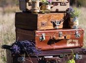 Decora boda maletas
