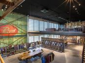 oficinas showroom Petrol Industries Países Bajos, emporio industrial ropa masculina