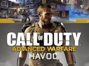 Detallado Havoc, primer Call Duty: Advanced Warfare