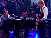 Vídeo: Sheeran Jools Holland versionan Stevie Wonder