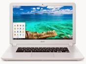 nueva Chromebook Acer