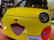 Carros Pokémon Toyota