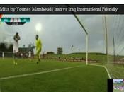 "IRÁN-IRAK: Penalty Panenka"" y..."