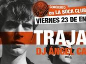 Trajano Ángel Carmona Boca Club