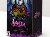 """The Legend Zelda: Majora's Mark Limited Edition"" Incluye Figura Skull viene para Américas"