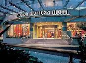 Londres. royal garden hotel
