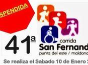 Suspendida edición Corrida Fernando alerta meteorológica posterga para sábado enero