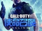 "Nuevo live-action-trailer ""Call Duty Online"" Chris Evans"