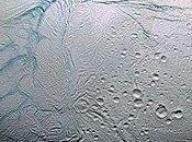 NASA encuentra agua satélite (luna) Saturno