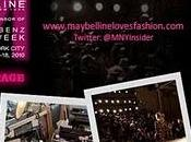 Maybelline York Fashion Week