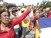Honduras Feministas refundación Estado mujeres