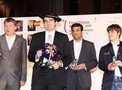 Kramnik Campeón Final Maestros Grand Slam Ajedrez Bilbao