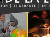 """exposición Universo Luz"""" visita Chillán"""