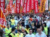 Diferencias entre huelgas francesas españolas