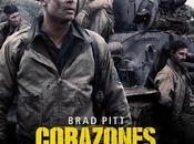 Corazones acero. película David Ayer