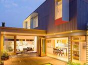 Diseño colorido esta vivienda Australia