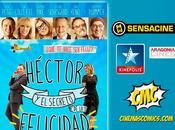 Concurso vista: entradas dobles para preestreno Zaragoza Héctor Secreto Felicidad