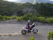 territorio chileno, Barreda Bort primero motos