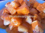 Patatas bravas madrileña