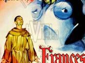 Francisco, juglar dios (1950), roberto rossellini. religión mansedumbre.