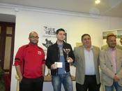 """Open Ajedrez """"Ciudad Cehegin"""" 2011 Jose Carlos Ibarra campeón)"""