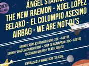 nuevas barbudas confirmaciones para Ojeando Festival: Angel Stanich Raemon