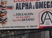 Alfa omega libran; nuestra letra (Guatemala)