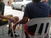 Menores embriagados, potenciales adictos