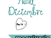 Haul Diciembre parte (maquillalia)