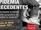 claves para entender enfermedad Virus Ébola.