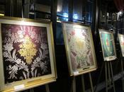 Exposición espolines Colegio Arte Mayor Seda Valencia