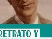 """""""Retrato literatura"""": escritura hecha lienzo (BNE)"""