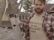 cerveza Newcastle burla Doritos