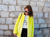 Yellow Bright Light
