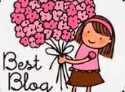 Wow, Premio Best Blog