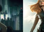 """Scarlett Johansson será Motoko """"Ghost Shell"""""""