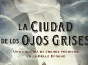 ciudad ojos grises, Félix Modroño