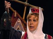 """""""Yo, Leonor Aquitania"""": María Luisa Merlo protagoniza esta propuesta Juan Manuel Pardo Teatro Quevedo"""
