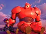 'Big Hero Chris Williams Hall. Superhéroes Disney